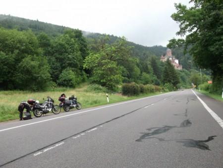 Den Neckar entlang...
